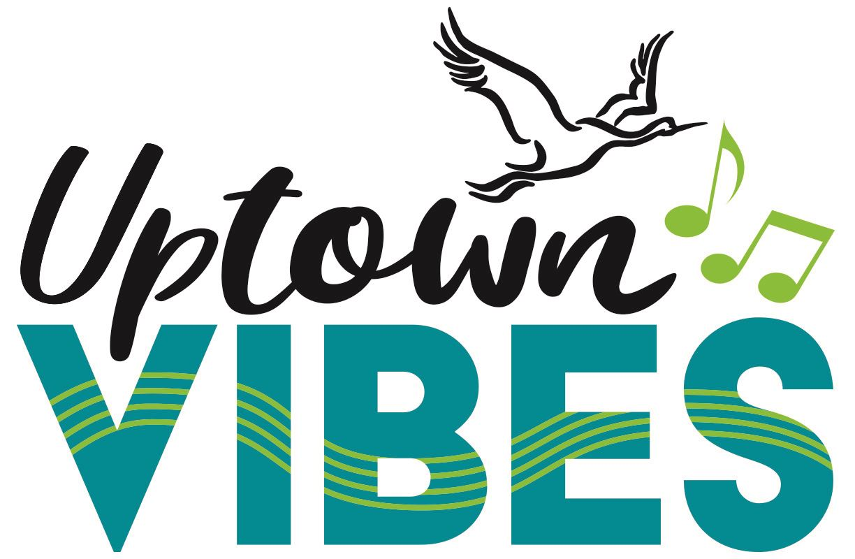 Uptown Vibes Logo